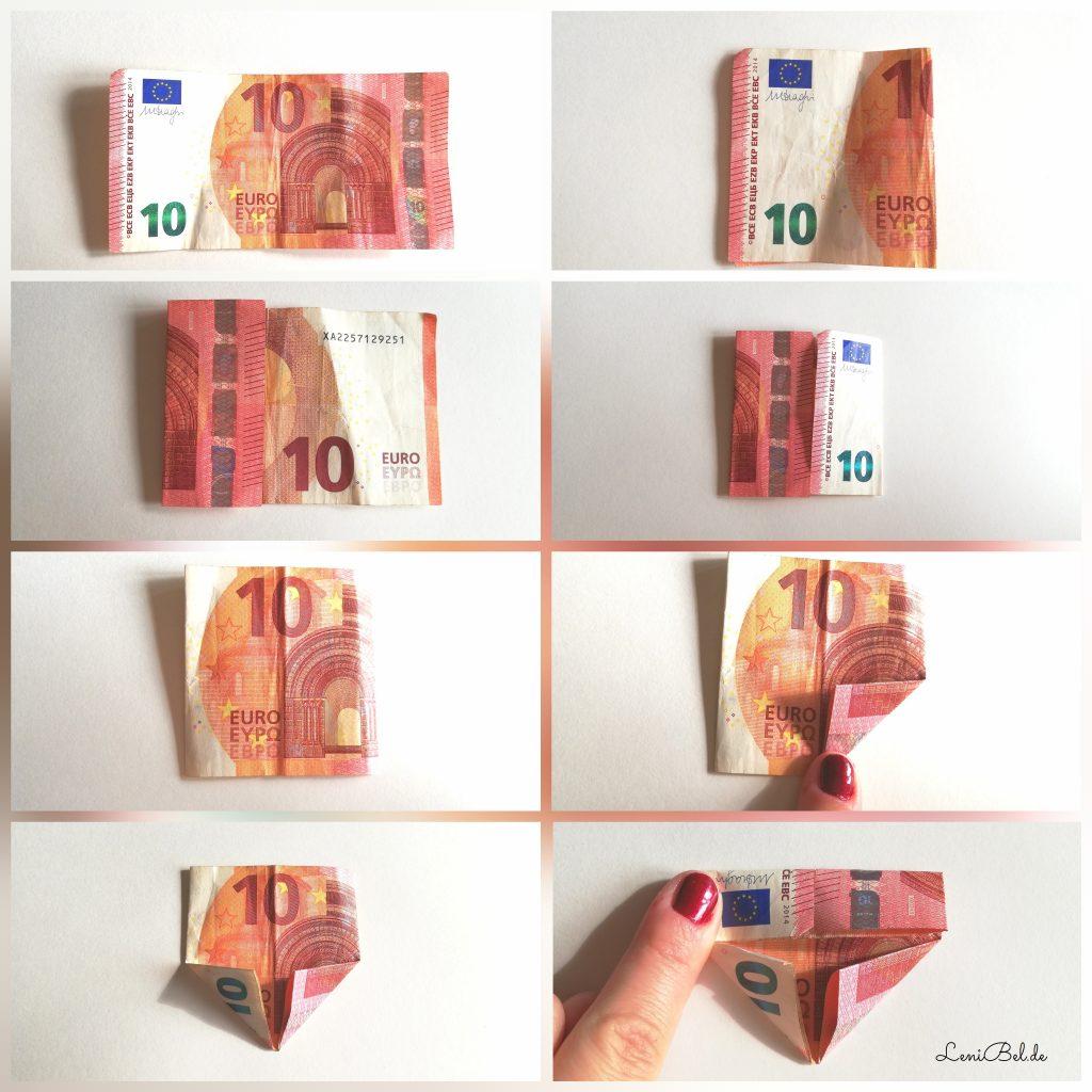 Geldgeschenk im Glas