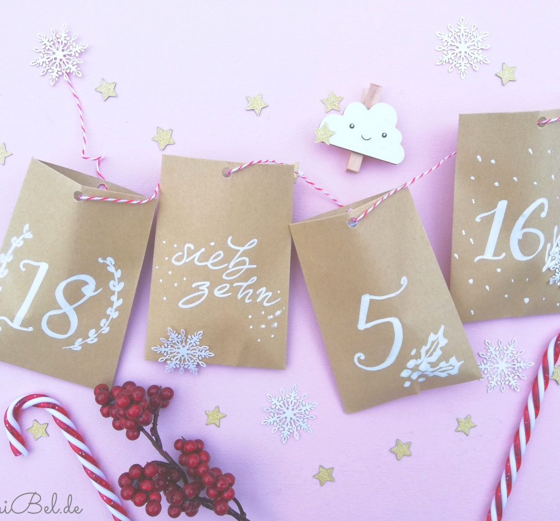 Adventskalender geschenkideen