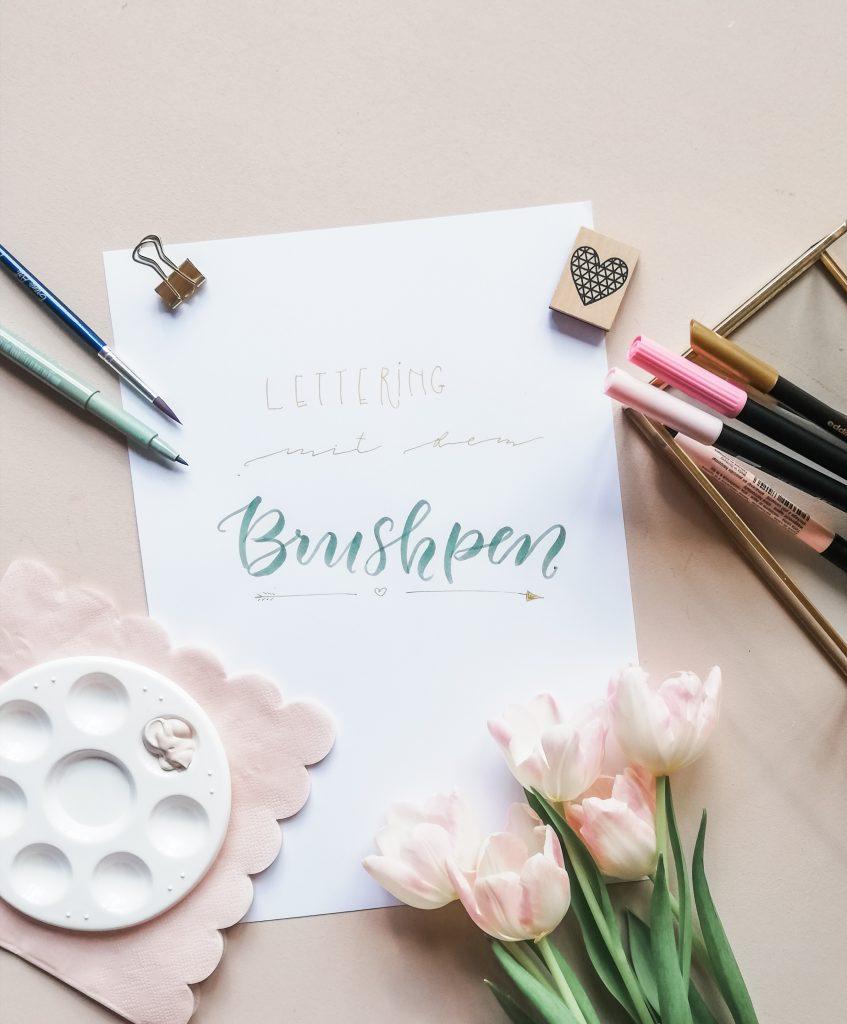 Brushlettering