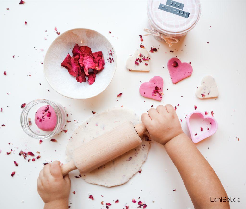 Spielknete DIY