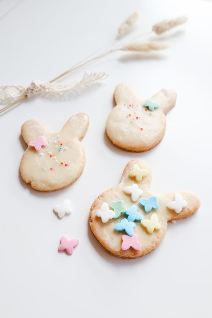Kekse zu Ostern backen